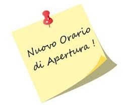 orario new